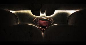 Batman / Superman logo from Comic-Con