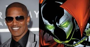 Jamie Foxx and Spawn