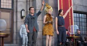 Trailer for 'Catching Fire' Released at Comic-Con Saturday