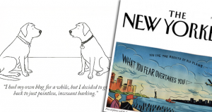 Cartoon Rejection Rates at 'The New Yorker'