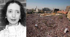 Joyce Carol Oates Egypt tweets