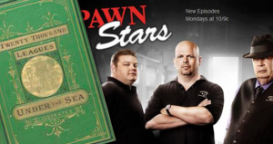 'Pawn Stars' '20,000 Leagues Under The Sea'