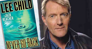 Lee Child is a Dope Smoker