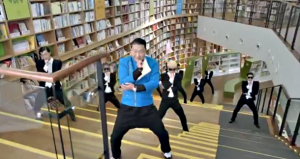 How Psy Lent His Cool to Books in Korea