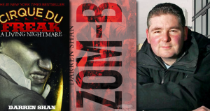 """Publishers think teenagers don't want to read about sex""  - Darren Shan"