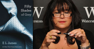 E.L. James Reveals She's Written New Book