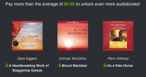 Humble Audiobook Bundle Launches