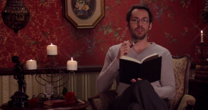 Martin Starr Reads James Joyce's Filthy Love Letter