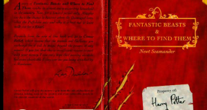 J.K. Rowling to Create 'Fantastic Beasts' Film Trilogy