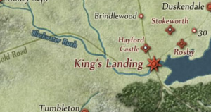 Navigate Westeros With This Handy Google Map