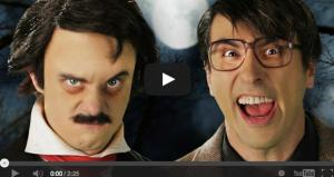 Epic Rap Battles of History: Stephen King vs. Edgar Allan Poe