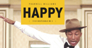Pharrell Turning Hit Song 'Happy' into Children's Book