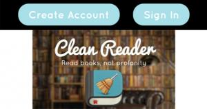 App Allows Users to Sanitize Books for 'Cleaner' Reading