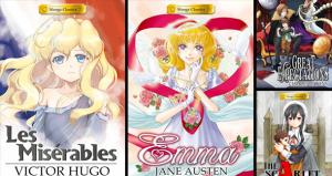 Literary Classics Receive a Manga Upgrade