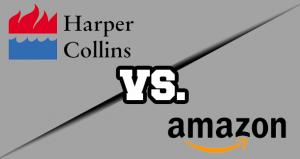 HarperCollins at War with Amazon