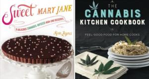 Cannabis Cookbooks Go Mainstream