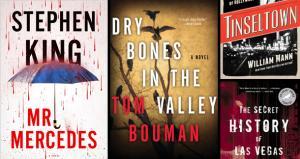 Stephen King's 'Mr. Mercedes' Among Edgar Award Winners