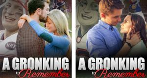 "Ohio Couple's Photo used on ""A Gronking to Remember"" Cover"