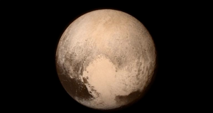 New Horizons Image of Pluto
