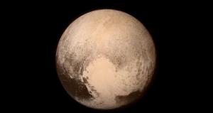New Horizons Image of Pluto