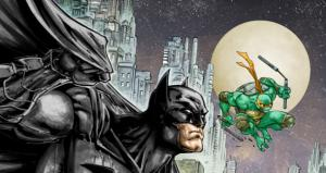 Batman Meets TMNT