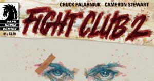 Chuck Palahniuk Written in as Fight Club 2 Character