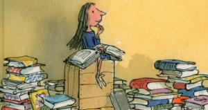 Roald Dahl Books make Happy Meals Happier