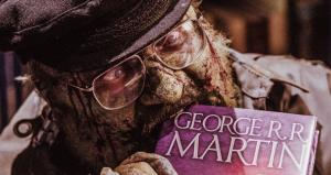 George R.R. Martin Gets Zombified in 'Z Nation'
