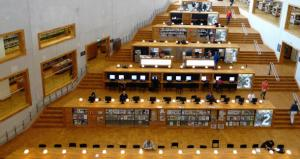 People Love Libraries, Rarely Visit Them