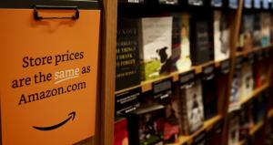 Amazon Goes Brick And Mortar