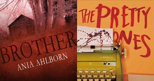 GIVEAWAY: 'Brother' and 'The Pretty Ones' by Ania Ahlborn