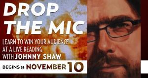 News, Johnny Shaw, Live Reading