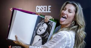 Gisele Bündchen's $700 Book Sells Out Before Hitting Stores