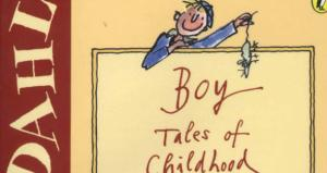Roald Dahl Reaches #1 on UK Bestseller List