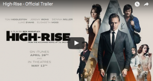 Yet Another New Trailer for Ben Wheatley's 'High Rise'