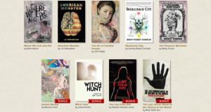 StoryBundle Offers Weird Horror Package from Lazy Fascist Press