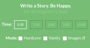 The App That Forces You To Write Happy