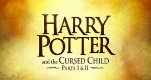 'Harry Potter and the Cursed Child' is Here