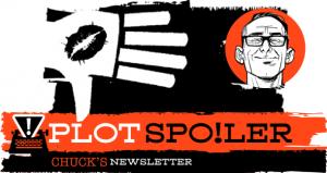 "Chuck Palahniuk Launches ""Plot Spoiler"" Substack"