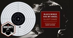 """""""Black Wings Has My Angel"""" by Elliot Chaze"""