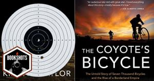 Bookshots: 'The Coyote's Bicycle: The Untold Story of Seven Thousand Bicycles an