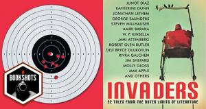 Bookshots: 'The Invaders' Edited by Jacob Weisman