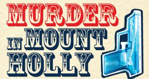 Murder In Mount Holly by Paul Theroux