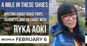 A Mile in These Shoes with Ryka Aoki