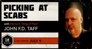 Picking at Scabs with John F.D. Taff