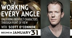 Working Every Angle with Scott O'Connor