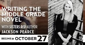 Writing the Middle Grade Novel with Jackson Pearce