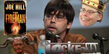 Joe Hill Remembers Where He Came From