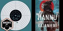 Bookshots: 'Collected Fiction' by Hannu Rajaniemi