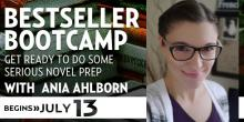 Bestseller Bootcamp with Ania Ahlborn